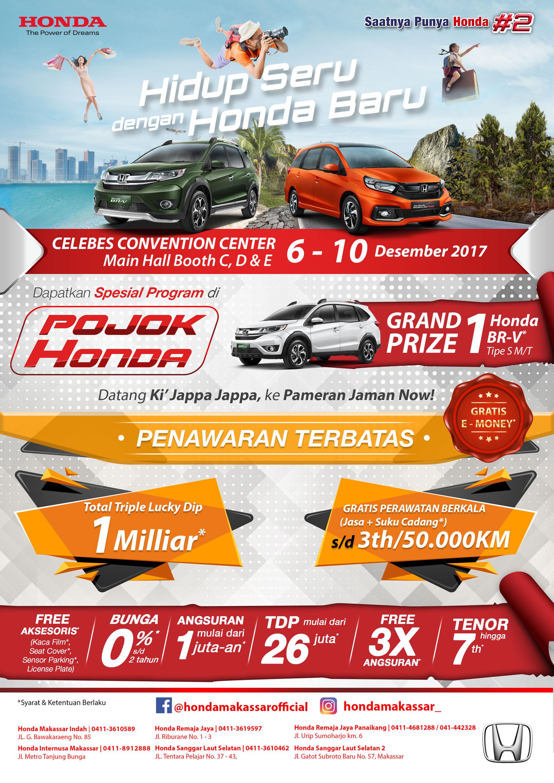 Nearest Honda Dealer >> Honda Tren Alam Sutera Authorized Honda Dealer Indonesia